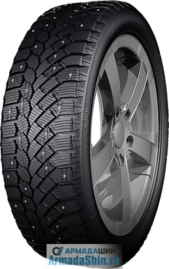 Шины 235/40 R18 Continental ContiIceContact 95 T XL FR BD шип.