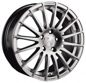 Диск литой 18x7.5J  10x114.3х120 H-305 Crome (L.A.Connection, USA)  ET21 / 74.1