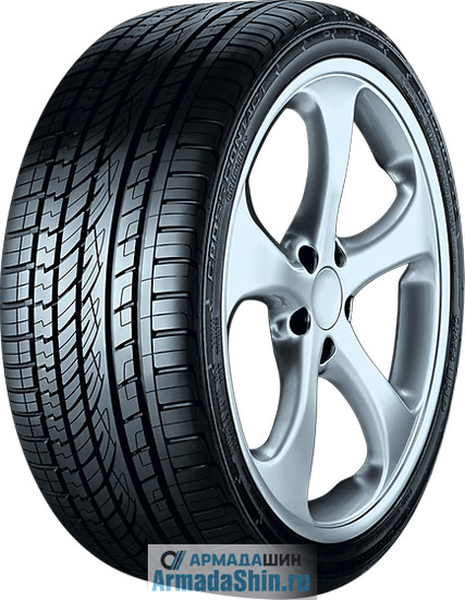 Шины 235/55 R17 Continental CrossContact UHP 99 H FR